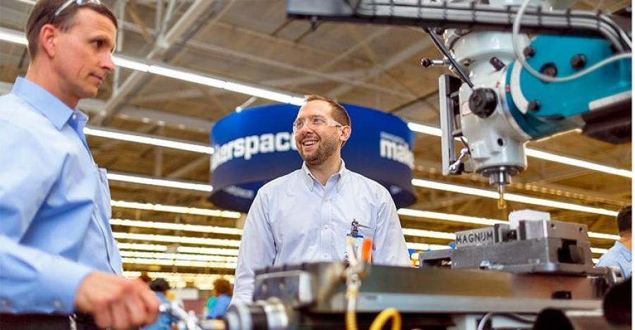 Tailored Training Helps Swagelok Expand Operations