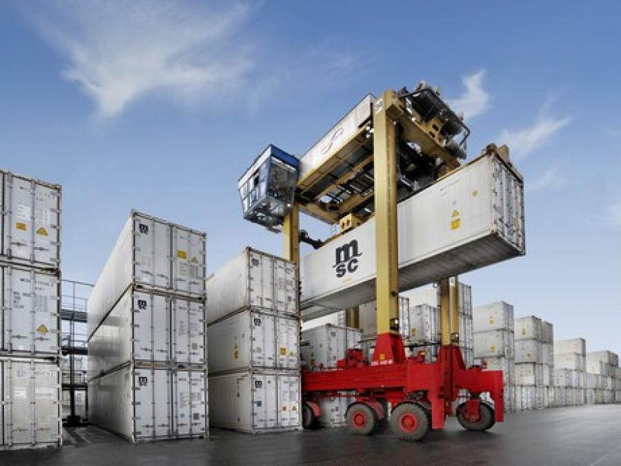 MSC is investing in reefer cargo services