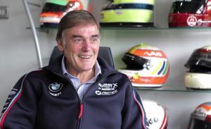 Expat Kiwi Dick Bennetts' prestigious motorsport award