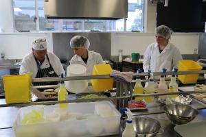 Students gain industry insight in Ara Introductory Food Processing Programme