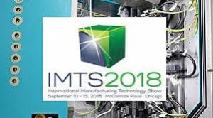 At the IMTS18 with Matthew Weake