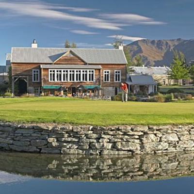 New layout for final holes of NZ Open