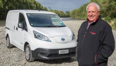 Electric vehicles go the distance