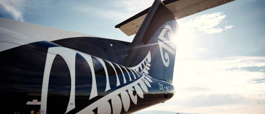 Air New Zealand CEO Christopher Luxon and Sir Rob Fenwick have called on any new Government to take climate change and sustainability more seriously