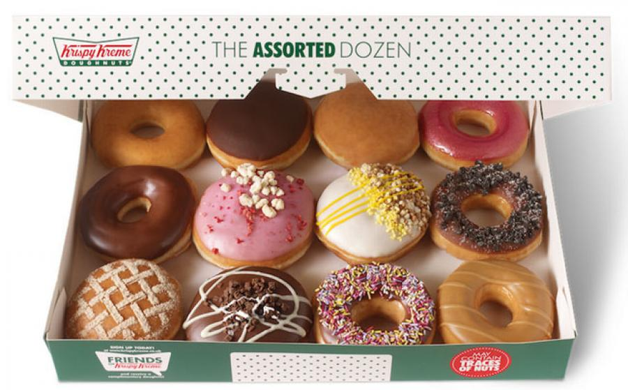 Krispy Kreme's retail and manufacturing plant in Manukau is due to open in early 2018