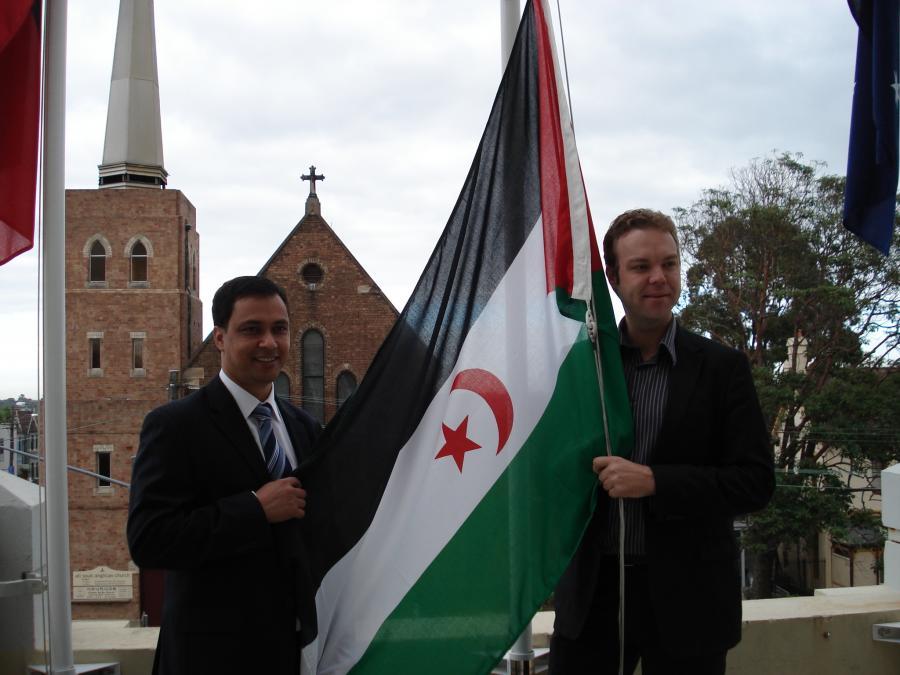 Western Sahara More Important to New Zealand than Saudi Arabia