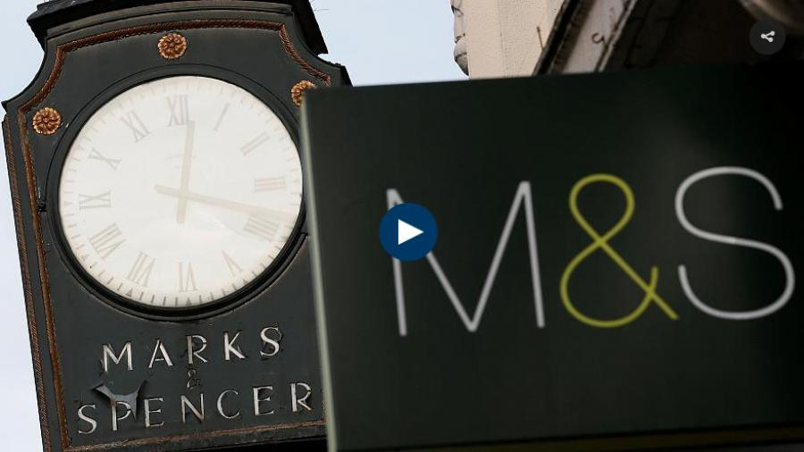 Marks and Spencers to close stores