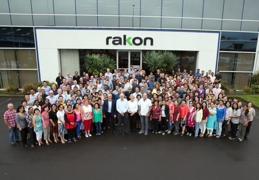 Rakon Celebrates 50 Year History in Hi-tech Industry