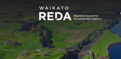 The Waikato region's economic development agency launches