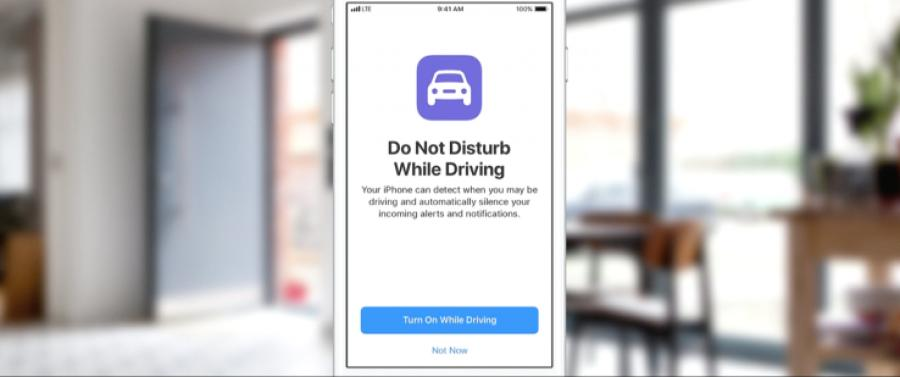 "iPhone driver ""Do Not Disturb"" safety feature released"