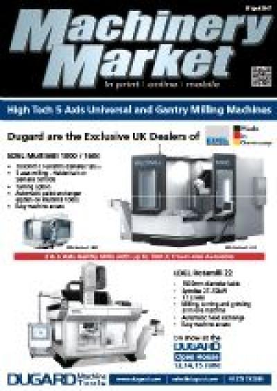 Machinery Market 27 April  2017