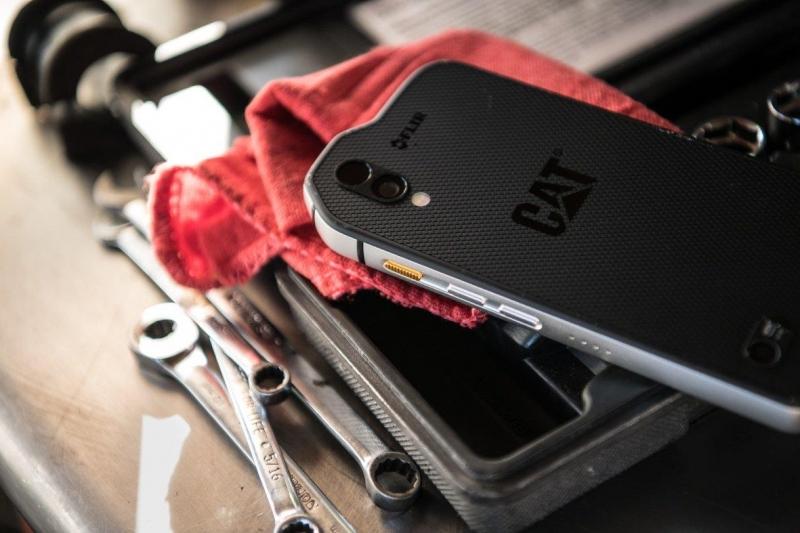 The Cat S61 smartphone boasts hi