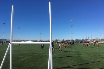 Packaposts out of NZ build passion for rugby in USA at Rhinos' Stomp