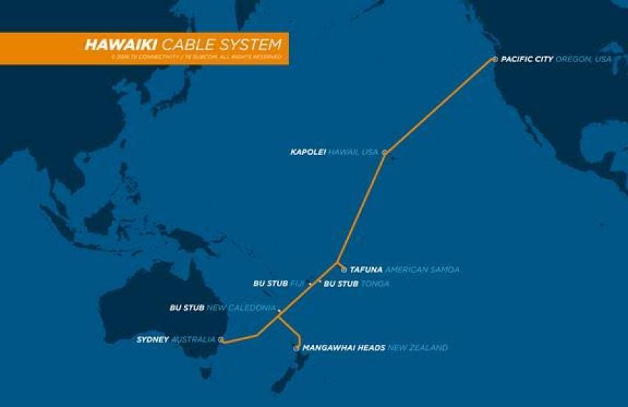 On track and on time: Hawaiki undersea cable route survey completed