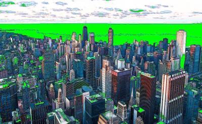 Can an Entire City Run on the Blockchain?