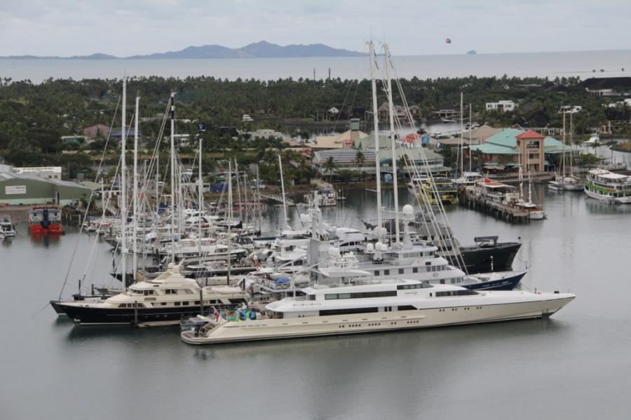 World Famous Marine Company Starts Manufacturing in Fiji