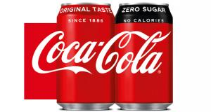 Coca-Cola unveils new look packaging design