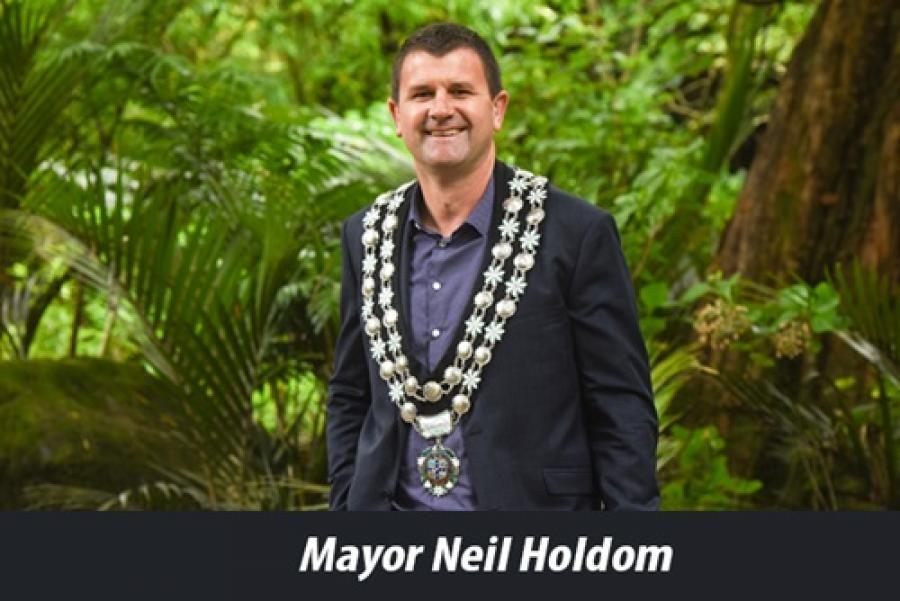New Plymouth Industrial Damage Control Requires Deputation to Cause of Damage which is NZ Government