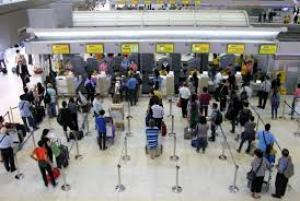 An app can now tell you how long security waits are at some US airports