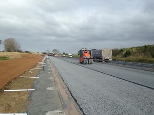 Milestones coming up on Waikato Expressway