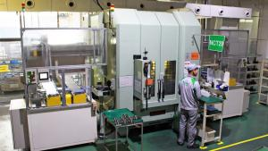 Nidec manufactures precision gearboxes at four locations worldwide.