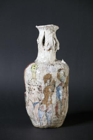 """Oliver Morse wins the Emerging Practitioner in Clay Award with his work """"House of Dee"""""""