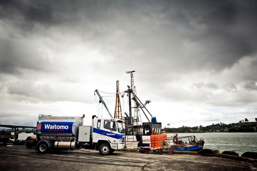 Waitomo Petroleum Opens Enviro-Conscious Fuel Stop at Bombay
