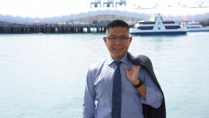 Successful NZ businessman to talk about near-death refugee experiences