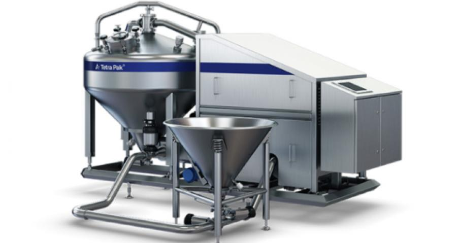 Tetra Pak launches high shear mixer to boost mixing performance