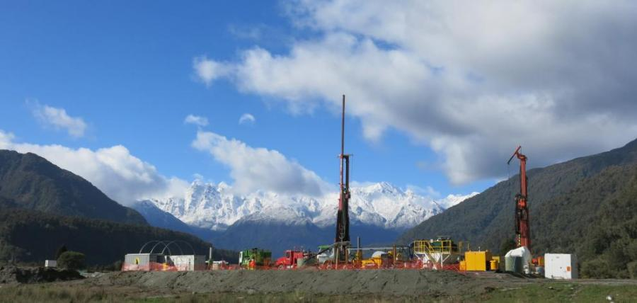 Scientists discover extreme geothermal activity in South Island