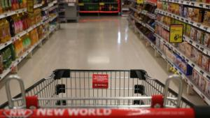 Wellington supermarket trials GPS trolley tracking