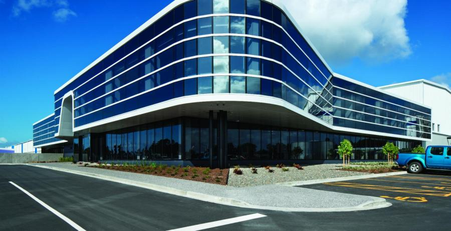 World-class industrial manufacturing facility wins coveted Supreme Award