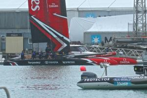 Emirates Team New Zealand reveal another break-though