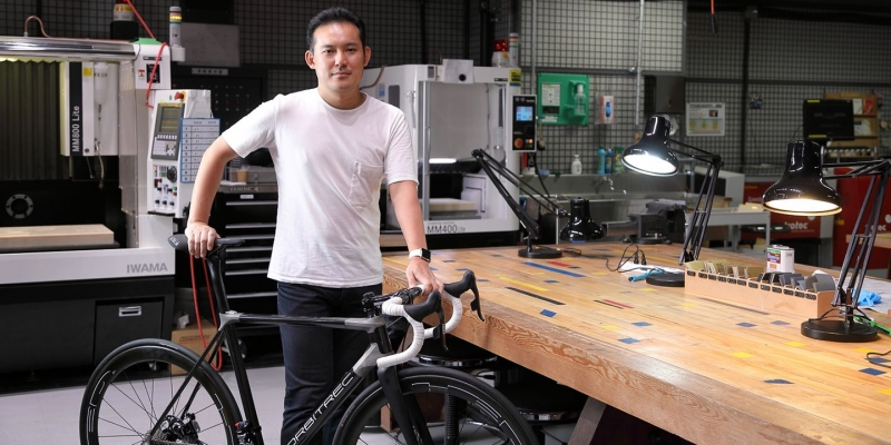 Ride Smart With the ORBITREC, a 3D-Printed Bike