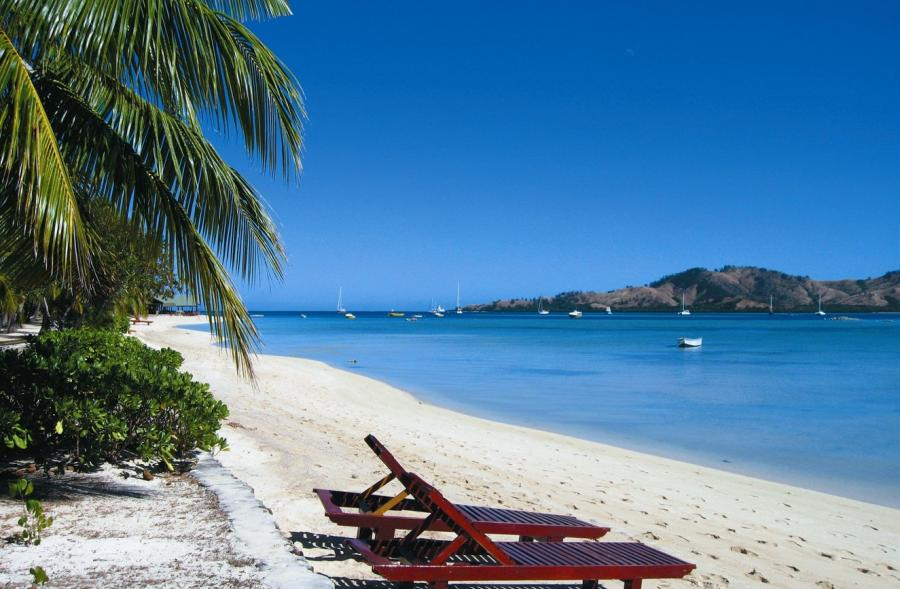 Bula Fiji - 4 nights