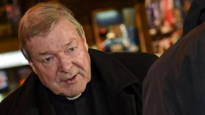 Australia is now very Prone to Witch Hunts and Vatican's Towering Cardinal George Pell is a Photo-Fit Shakedown Candidate Claims Mass Hysteria Expert