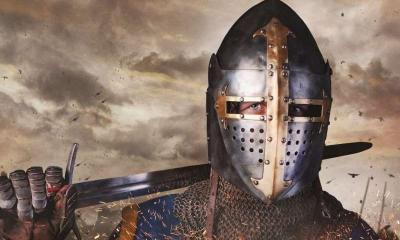 Blockchain technology, in which real-world assets are symbolically represented by digital objects, harks back to medieval times when helmets, swords, and other items represented land and other valuables.