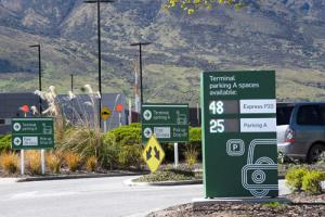 Queenstown Airport unveils new wayfinding system to aid passenger journeys