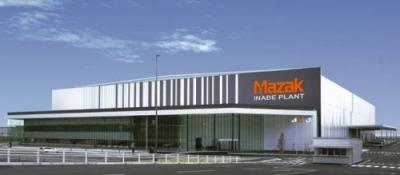Mazak's new Inabe plant goes into operation