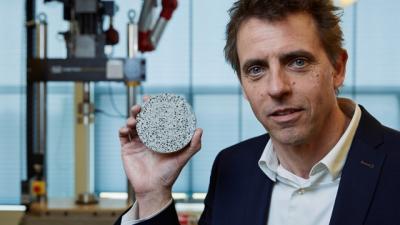 """Bio-concrete"" set to revolutionise the building industry"
