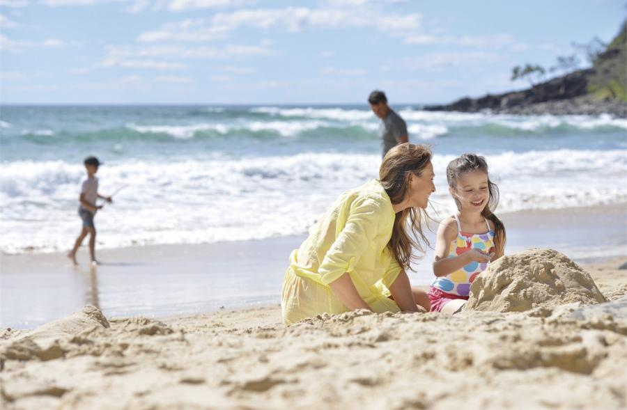 Sunshine Coast 7 nights $589 includes airfares