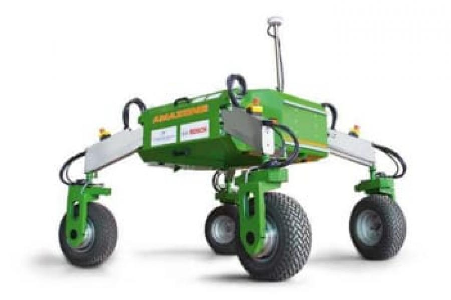 A Growing Industry - The Farming Robots Market