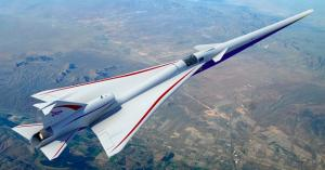 Planemaker partners with NASA on new supersonic jet