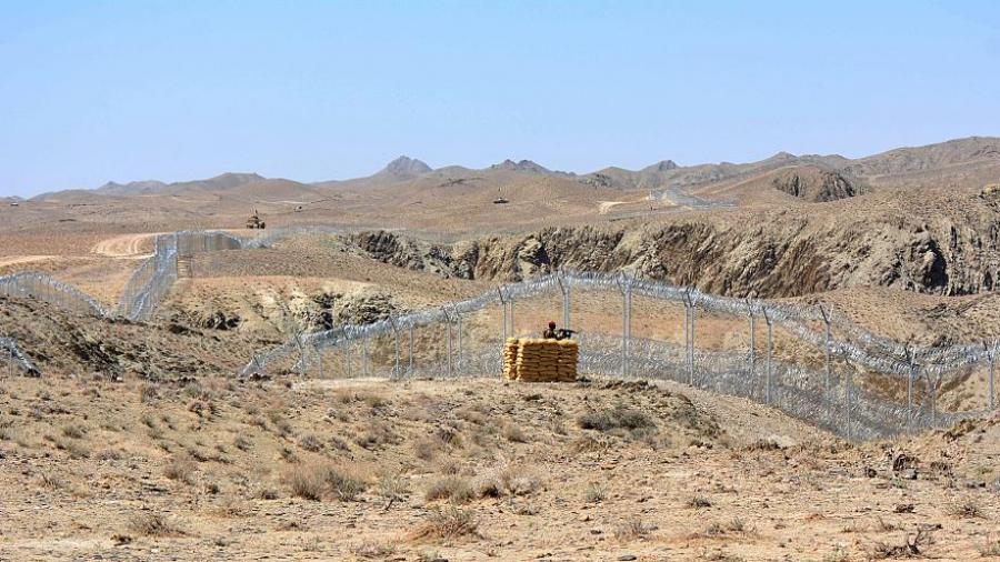 Pakistan is spending $483 million on chain-link fencing for 1,500-mile border