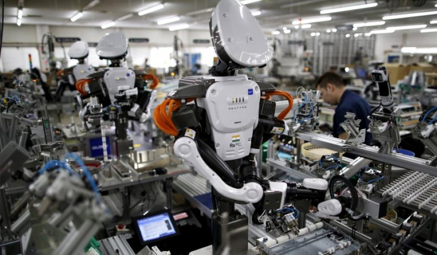 Robot Workers: Will Engineering Jobs Be Automated?