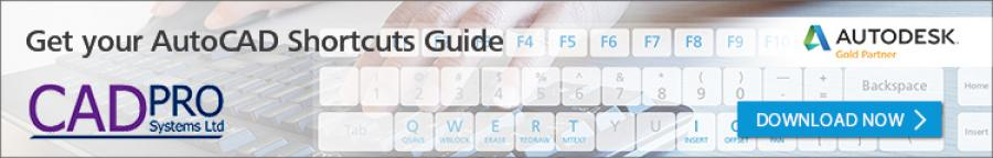 AutoCAD Shortcuts Guide with CADPRO Systems