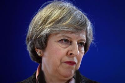Theresa May has returned from walking holiday with a mountain to climb
