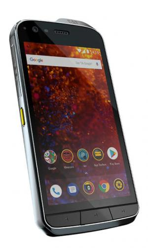 The new Cat s61 Industrial Ready Smartphone