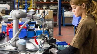 Connected devices bring sweeping changes to the factory floor