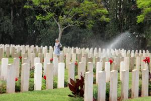 Commonwealth War Graves in Israel Testimony to ANZAC Crucial Role in World War 1 Victory